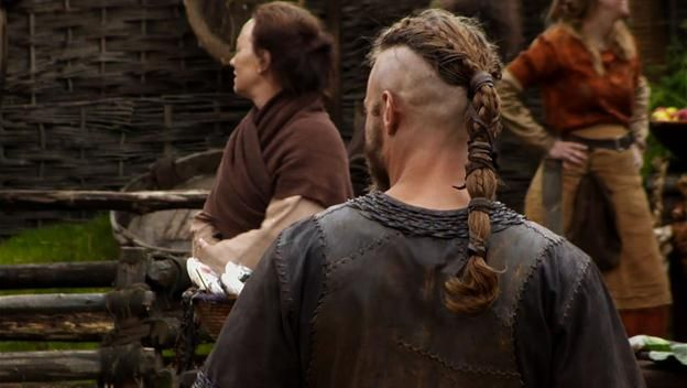 Terrific 1000 Images About Vikings On Pinterest Katheryn Winnick Short Hairstyles Gunalazisus