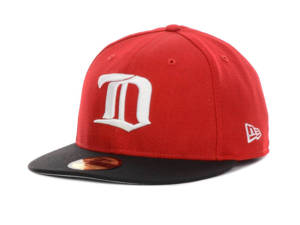 Detroit red wings new era nhl basic 59fifty cap with