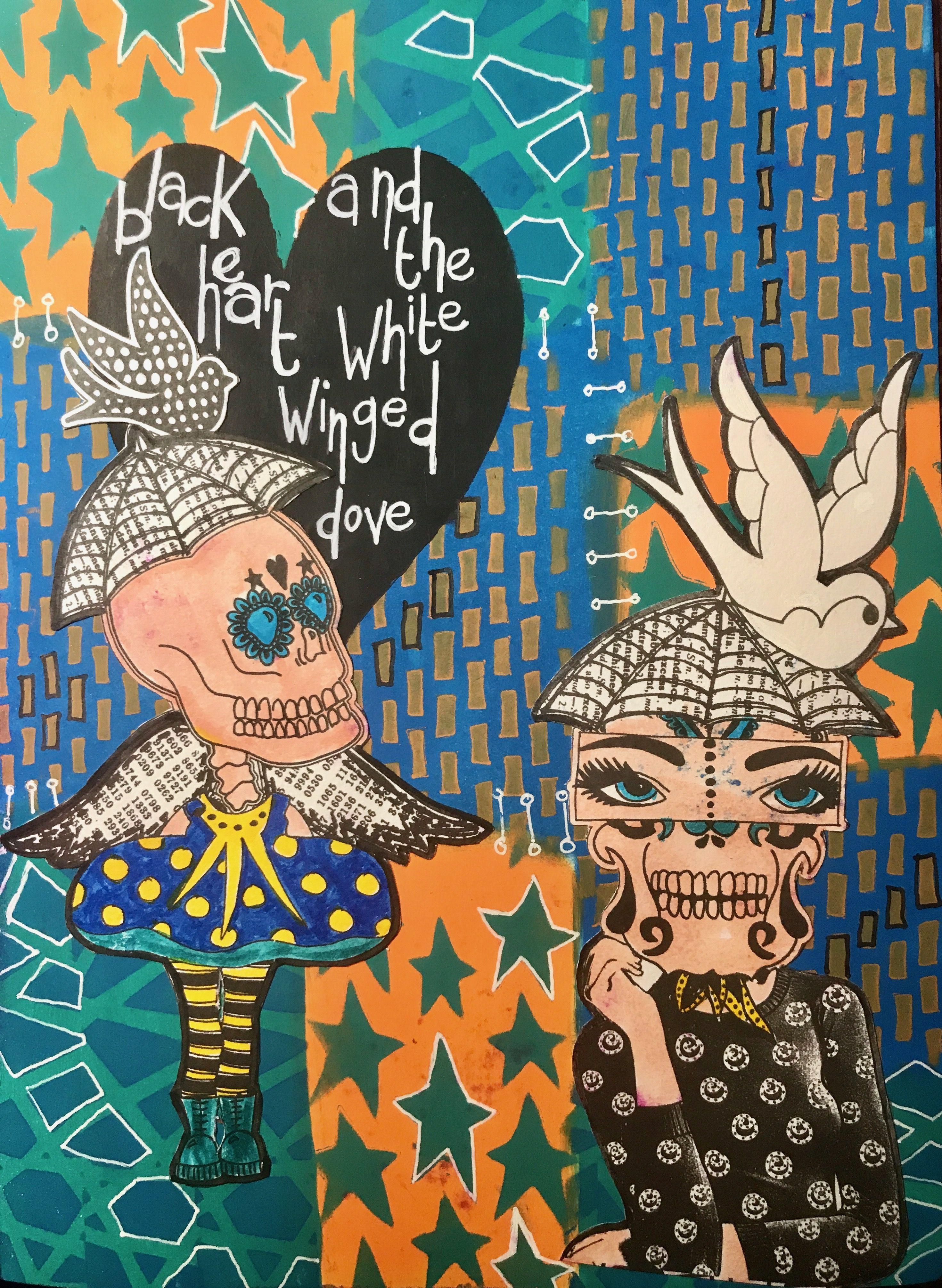 Pin Van Raina Atkin Op My Art