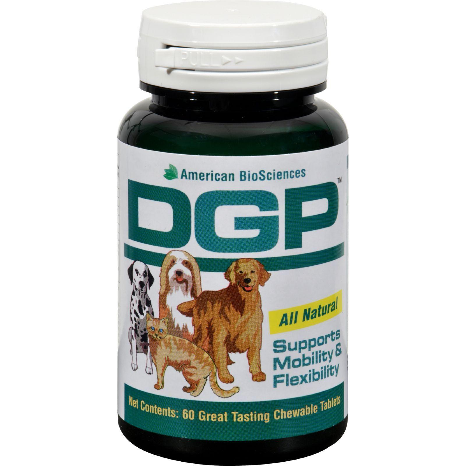 American Biosciences Dgp Chewable 60 Chewable Tablets