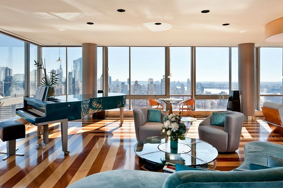 The Gartner Penthouse for Sale in New York City | Penthouses ...