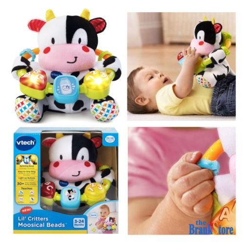 Musical Stuffed Toy Soft Cuddly Plush Animal Cow Toys Baby Toddler Song Fun Play https://t.co/uD6acVqypJ https://t.co/kEG3mQMEKp