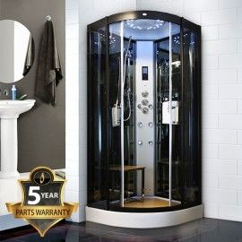Quadrant Steam Shower