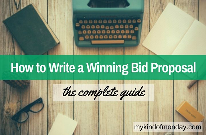 How to Write a Bid Proposal for Freelance Sites | start up