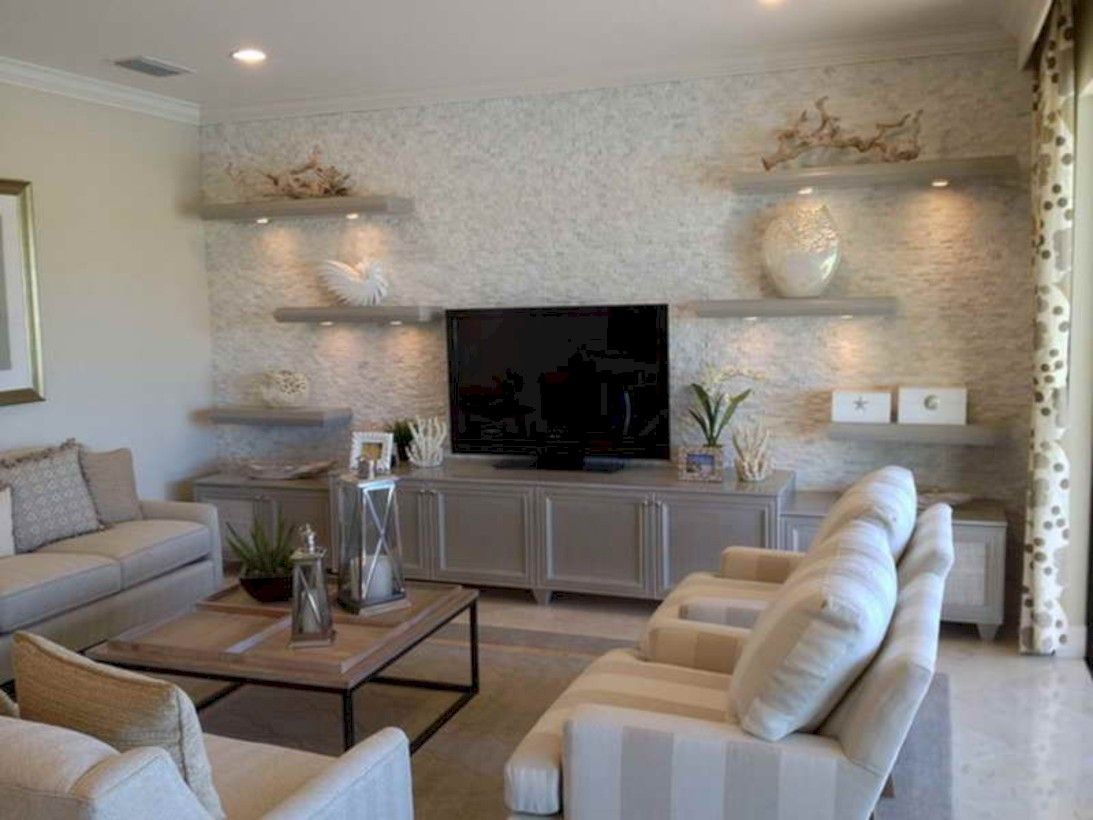 60 Cool Ikea Lack Shelves Ideas Hacks Home Decor Ideas Floating Shelves Living Room Modern Floating Shelves Nautical Living Room