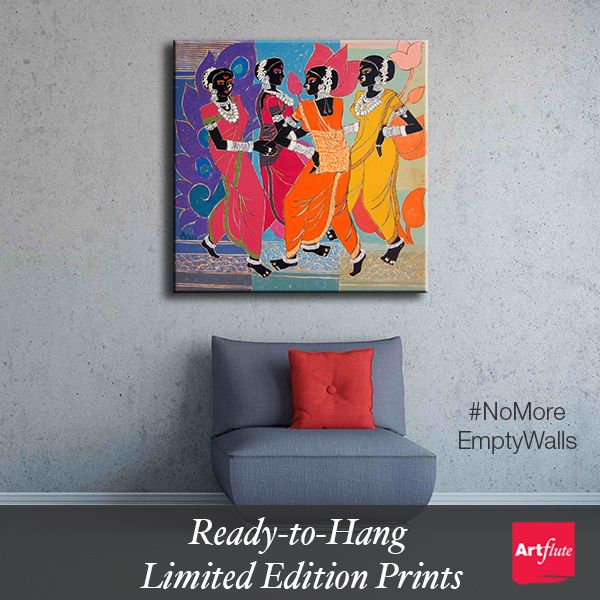 Limited Edition Sensorial Canvas Prints | Starting Rs. 3,975  #NoMoreEmptyWalls #art #wall #artwork #paintings #homedecor
