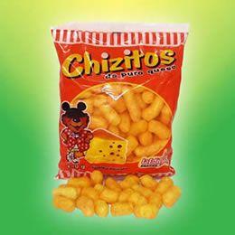 Peruvian cheese puffs
