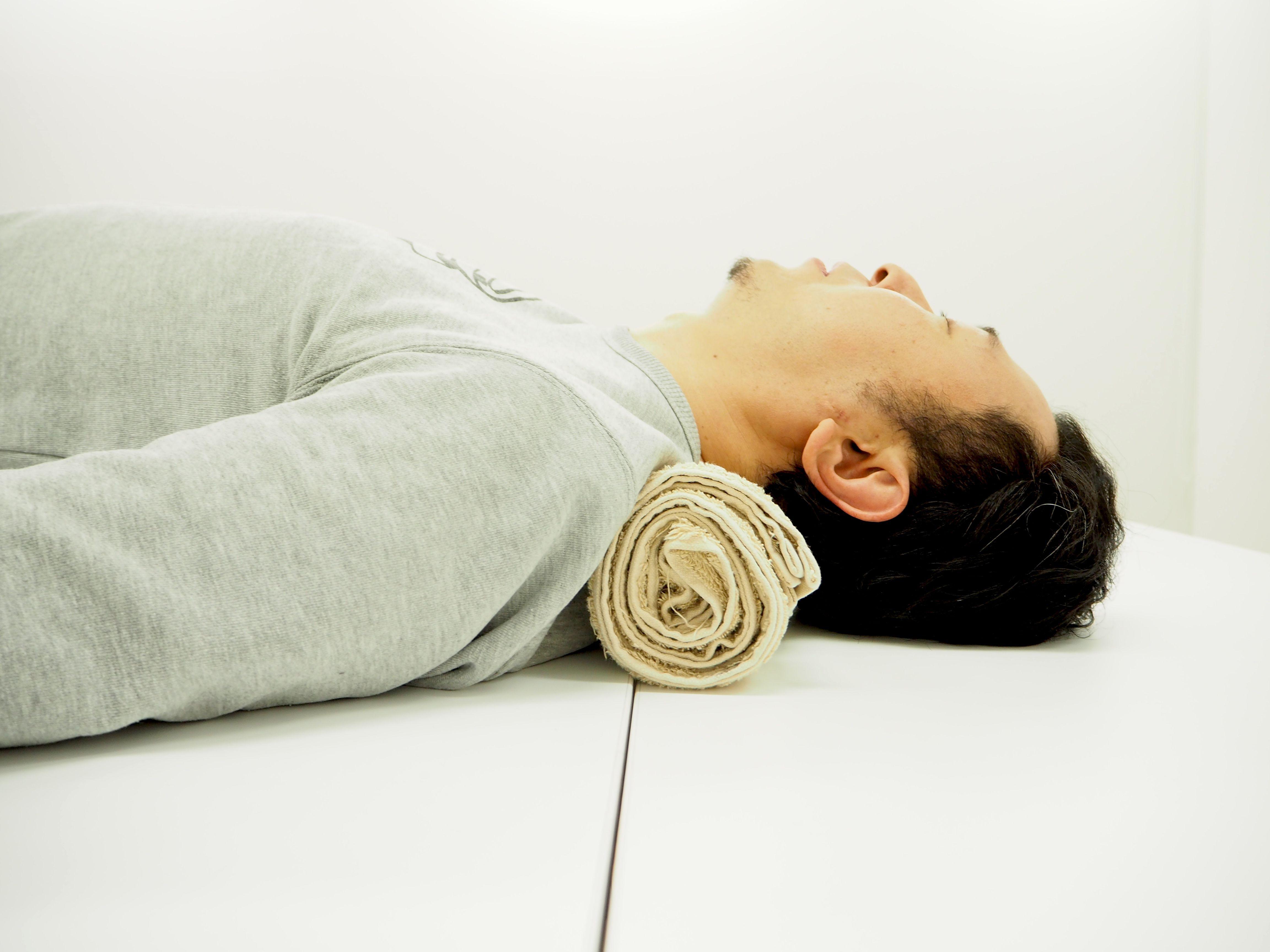 なし ストレート ネック 枕