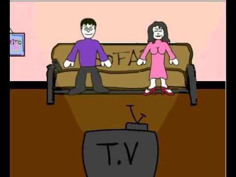 Serie argentina de humor absurdo que nos cuenta la vida de Alejo y valentina.