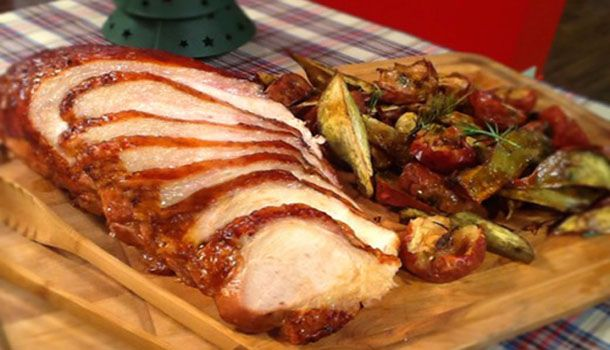 Hoy Vamos A Preparar Lomo De Cerdo En Salsa De Panela Cocina Daily Food Food And Drink Recipes