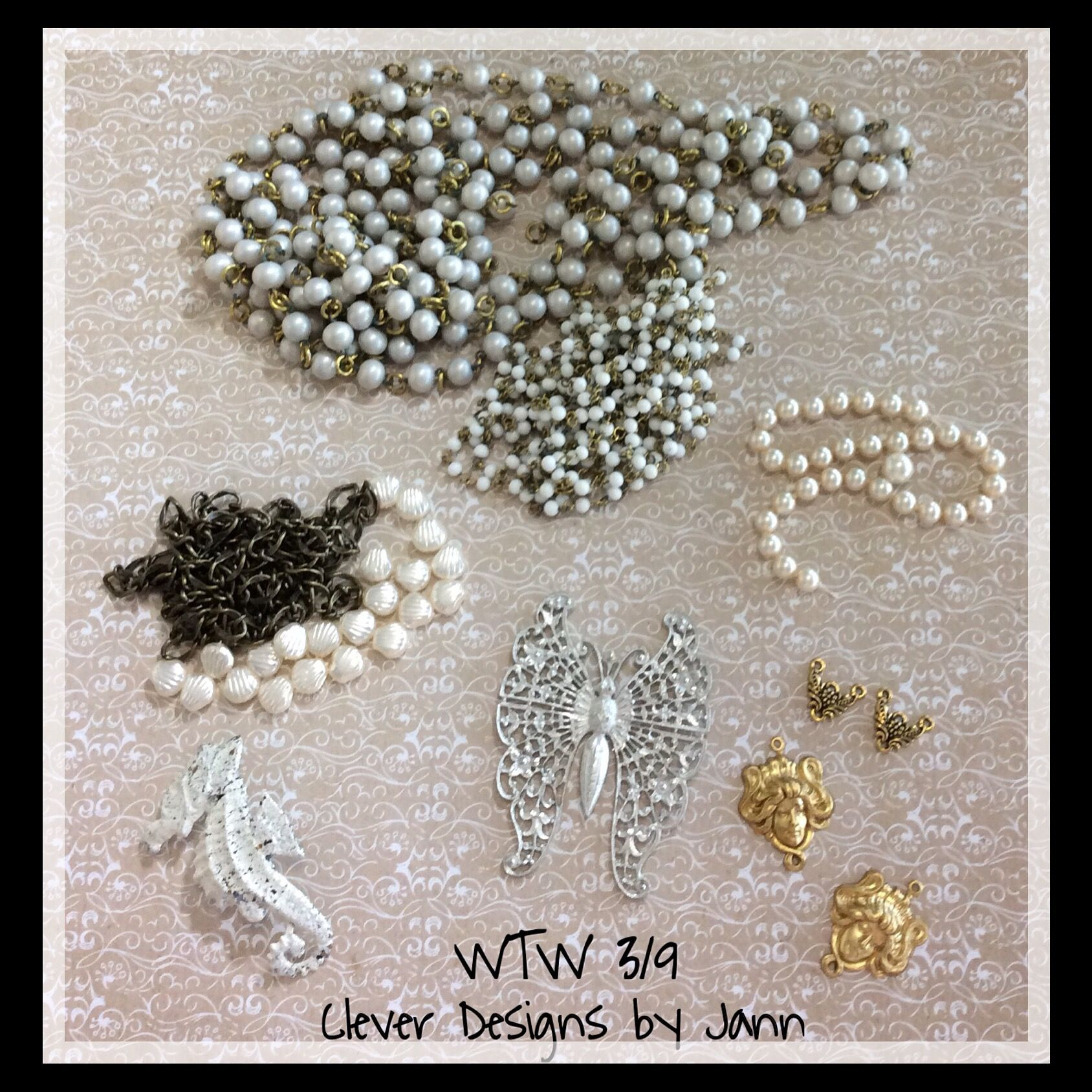 WTW 3/9 .. Clever Designs by Jann
