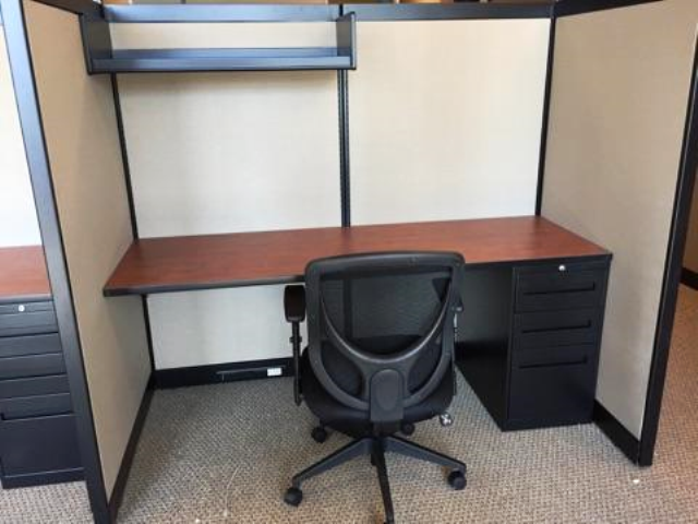 Refurbished Steelcase Call Center Cubicles New Life Office