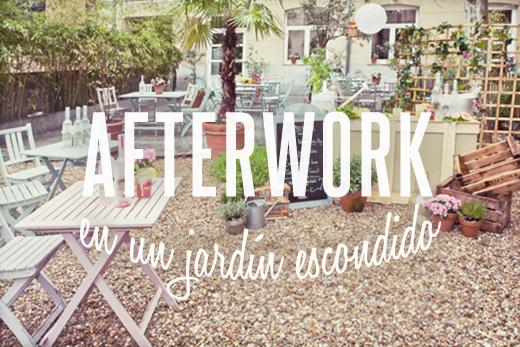 Afterwork En El Jardin De Los Macerados Jardines Tiendas Organicas Sitios