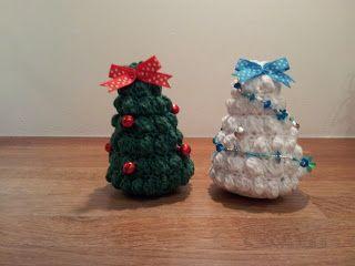 Haakbrei N Kerstboompje Haken Kerst Pinterest Haken