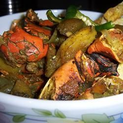 Spicy Crab Curry Bangla Style Recipe Slow Cooker Curry Slow Cooker Chicken Curry Spicy Recipes
