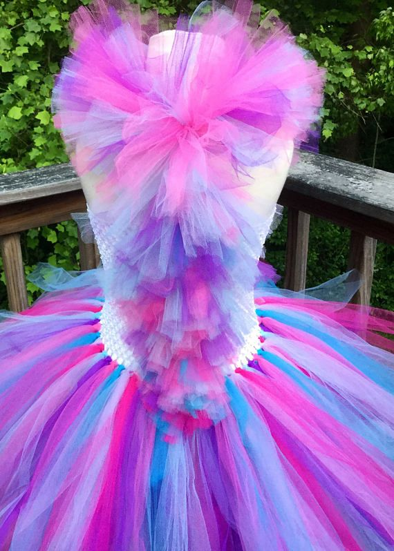 aqua gold tutu dress Halloween costume Lavender Unicorn tutu dress! unicorn costume unicorn tutu dress tutu costume birthday dress
