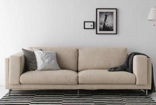 Ikea Fabric Sofas Nockeby Rm2 895