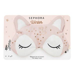 Fox Sleep Mask Nocni Maska Liska Sephora Collection Masque