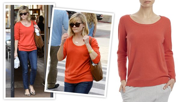 Image result for reese witherspoon sweatshirt