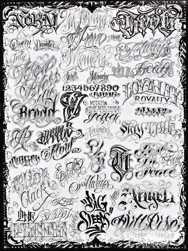 Norm Tattoo And Graffiti Tattoo Art