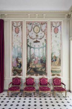 Aile Sully, 1er étage, Département des Objets d'arts, Salle 39 : Isaac de Camondo © 2014 Musée du Louvre / Olivier Ouadah Département des Objets d'Art