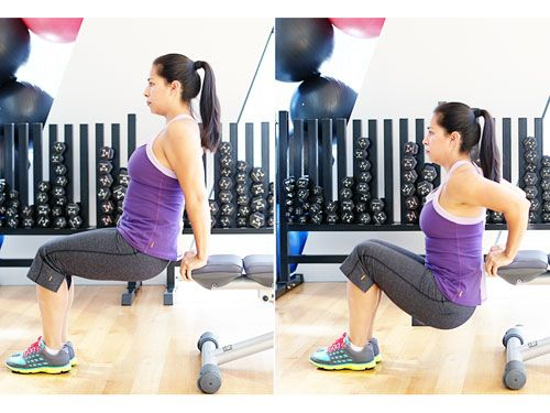 Tone your biggest problem areas with these targeted moves!