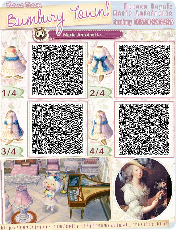 Animal Crossing Qr Code Acnl Pinned By Stephy Sama Animal