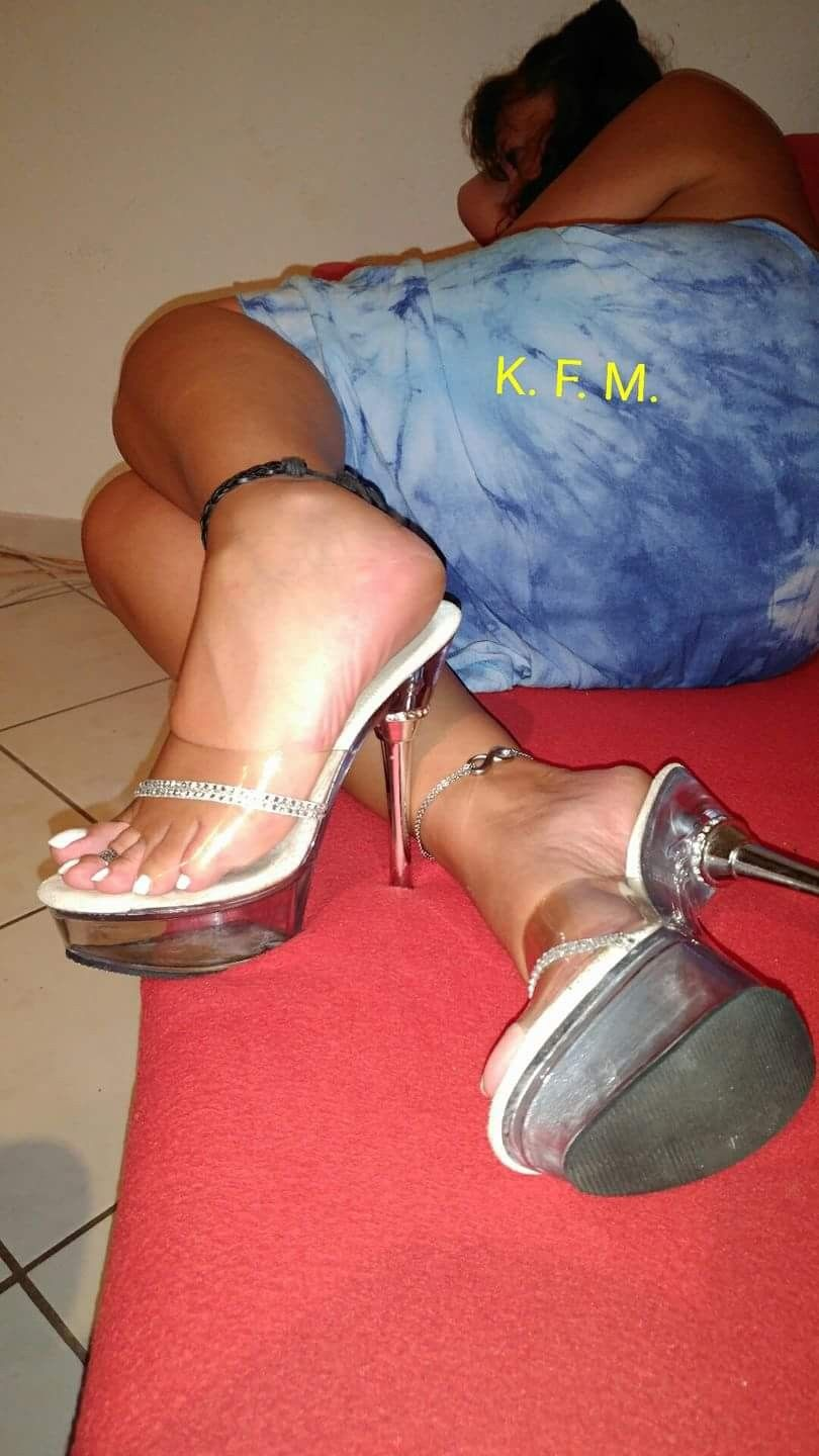 sexy stripper feet