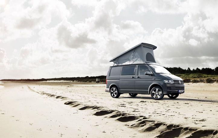 vw t6 camper mit aufstelldach wohnmobile camper vw. Black Bedroom Furniture Sets. Home Design Ideas