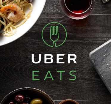 Uber Eats Review The Driver Did What To My Food Miles To Memories Uber Food Company Meals Eat Logo