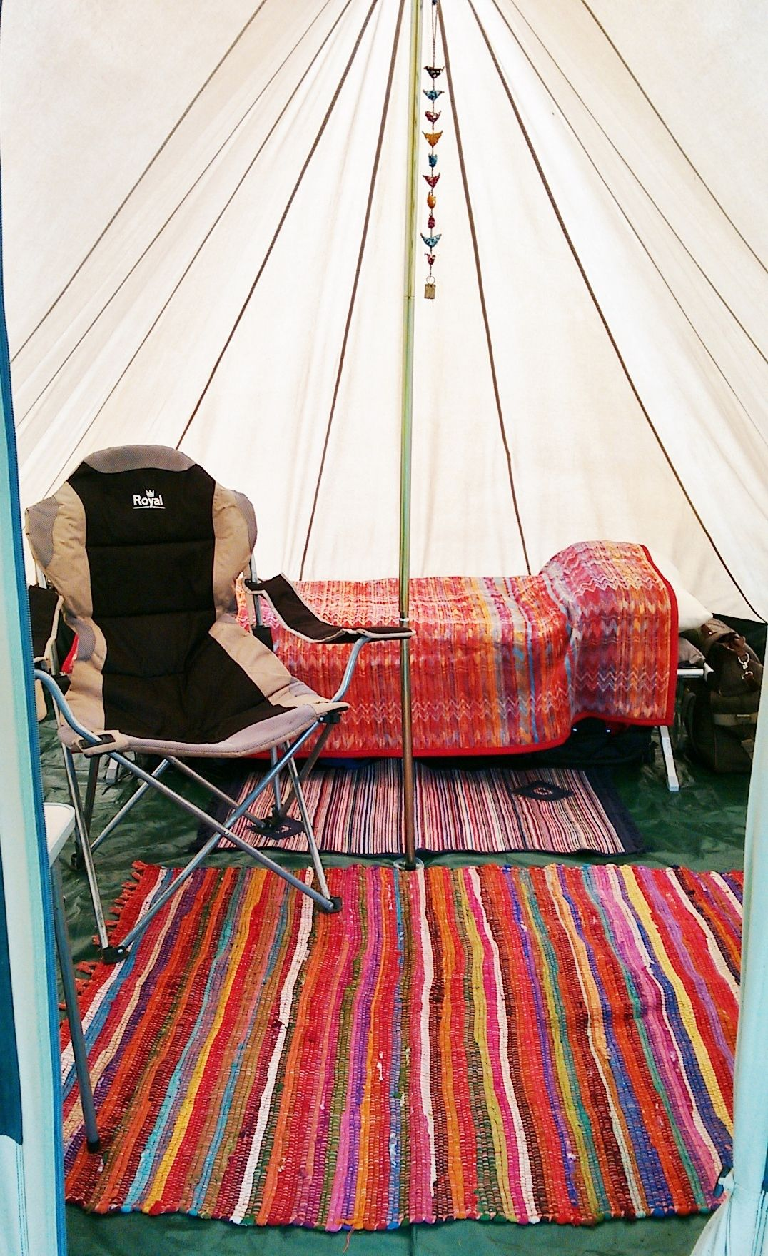 Pin by Sam Umek on Glamping/Camping Ideas Bell tent