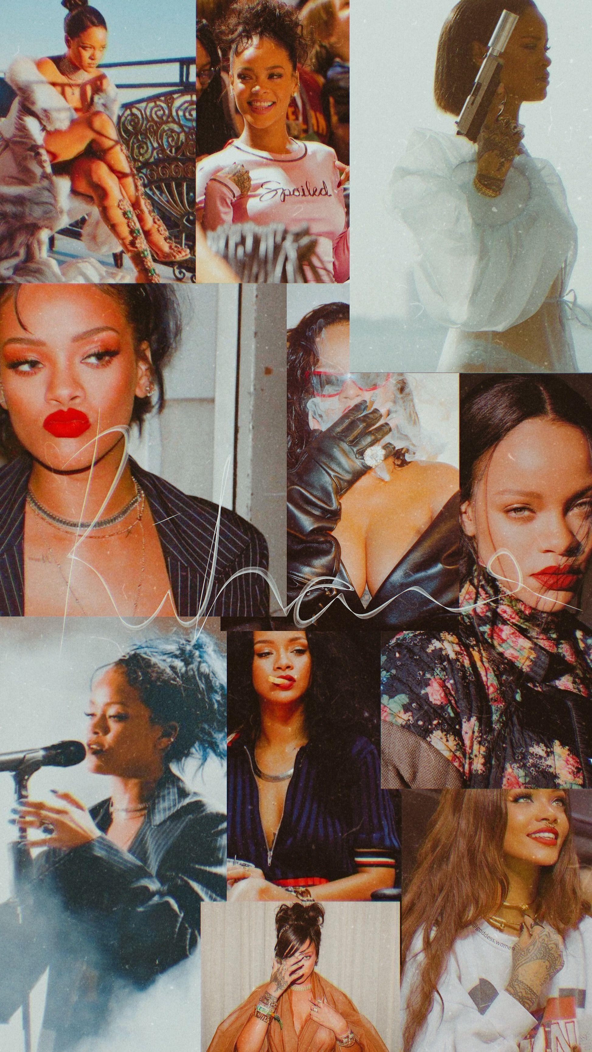 Rihanna Cute Lockscreens Bad Girl Wallpaper Iphone Wallpaper Music