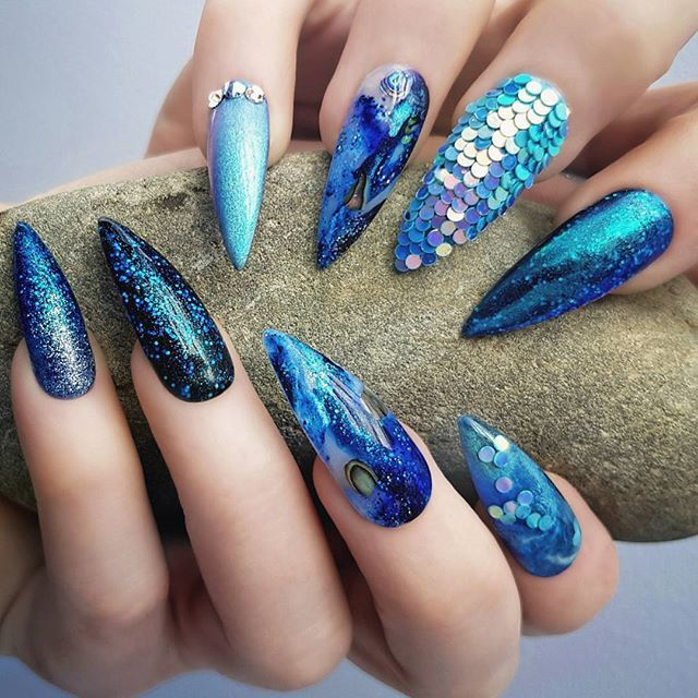 Pin by Selena Simmons on Nail design | Pinterest | Nails inspiration ...