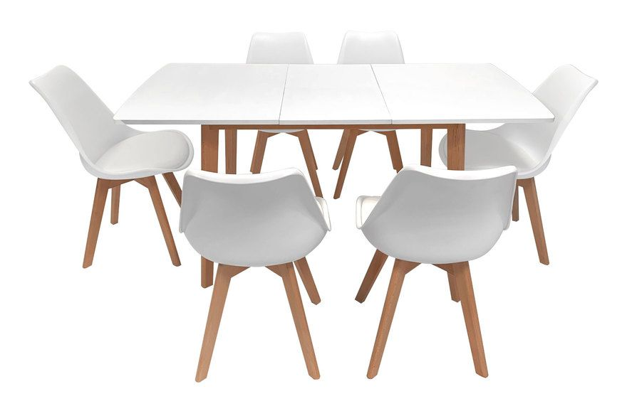 Table Extensible Et Chaise Pas Cher
