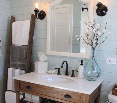 47 amazing joanna gaines bathroom ideas | farmhouse