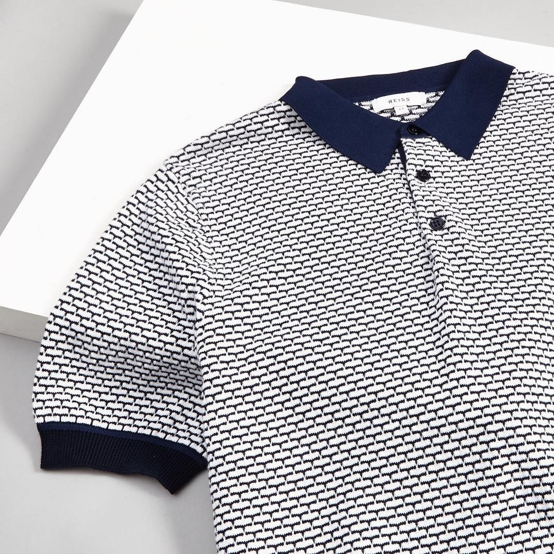 Spring essentials | The Cosmo polo shirt is your ticket to smart-casual style