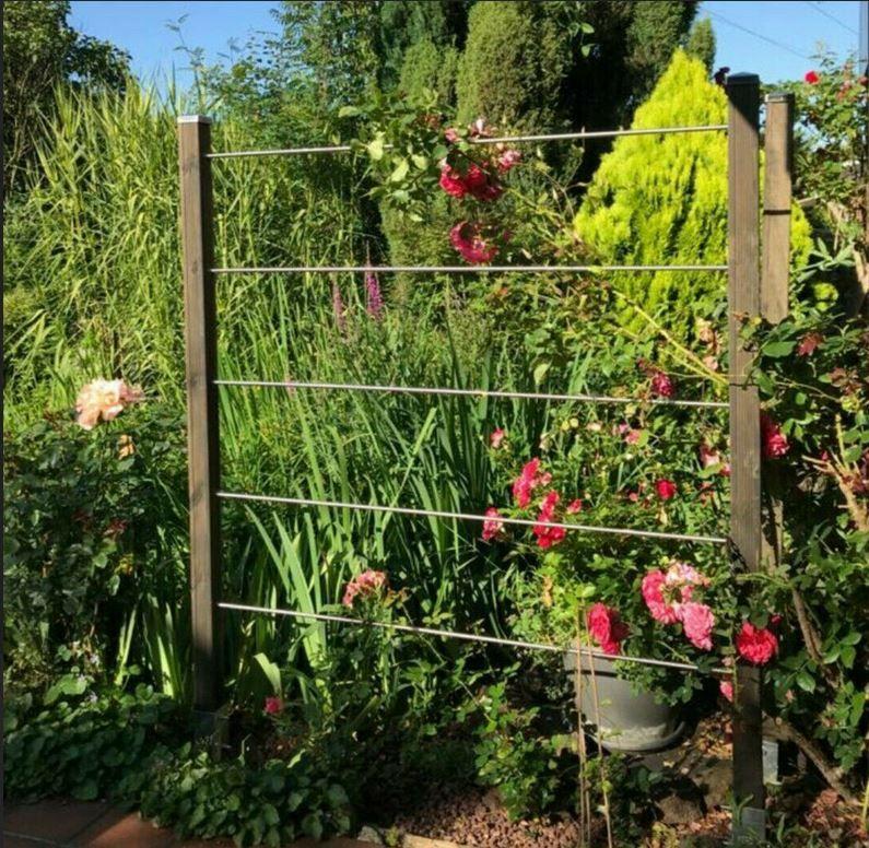 Rankhilfe Fur Rosen Selber Bauen Garten Rankhilfe Rosen Rankhilfe