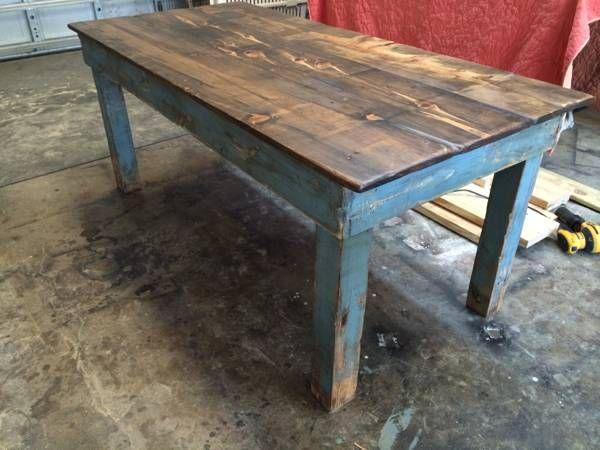 Awesome Craigslist Farm Table 300 New House Decor Pinterest Table Home Decor And Decor