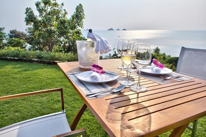 Personal Dining Venues is one of Private Villa Services that are Not Provided at a Regular Hotel. learn more http://www.theluxurysignature.com/2015/08/27/private-villa-services-that-are-not-provided-at-a-regular-hotel/