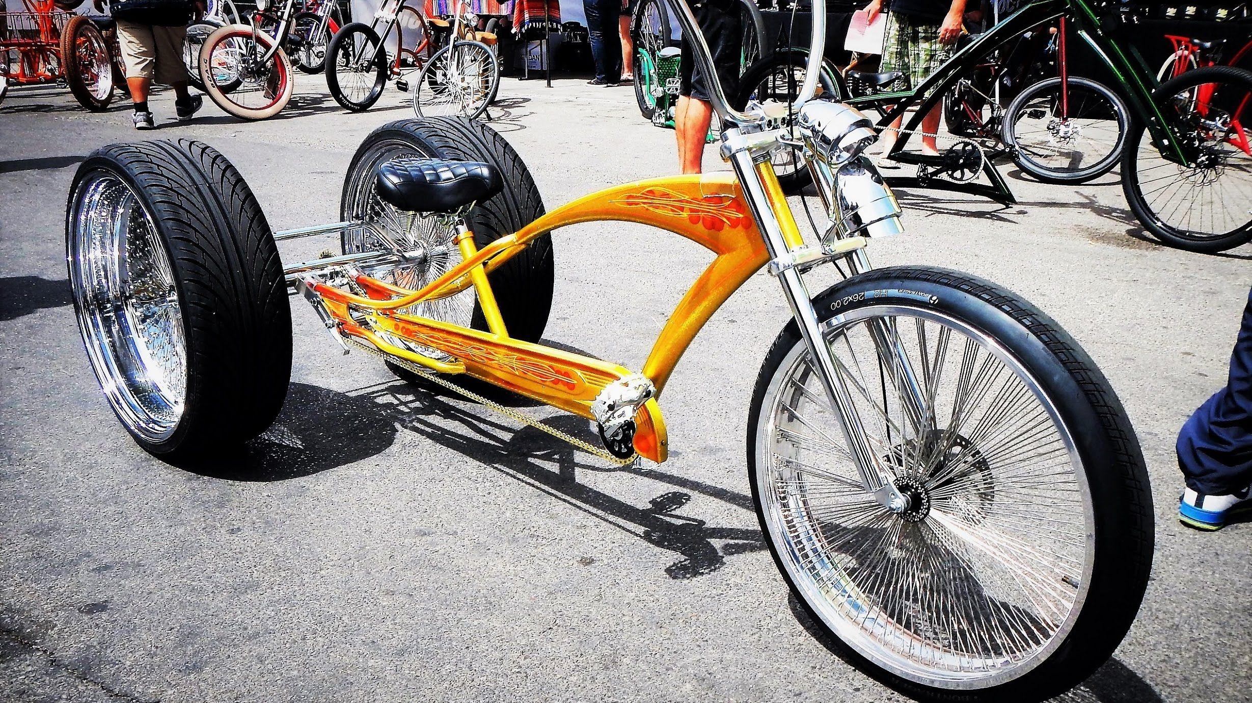 Ktc Obc Las Vegas 2016 International Custom Bike Event Custom Bicycle Bike Events Custom Bikes