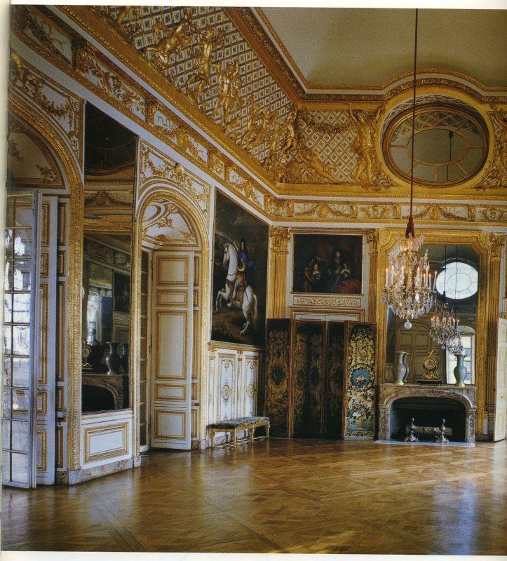 Salon de lu0027oeil de boeuf, Versailles - 1701 (LOUIS XIV  frise d