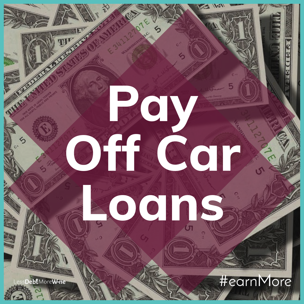 Attack Debt Paying off credit cards, Paying off car loan