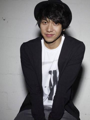Lee Seung Gi:  Too Cute!