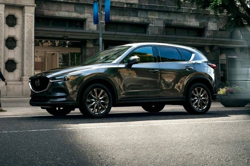 The CX5 understands what it means to be a practical SUV