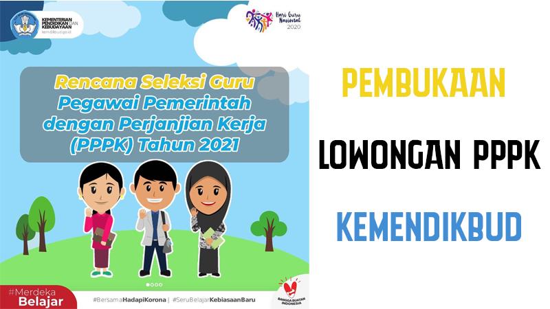 21+ Informasi pendaftaran pppk 2021 cpns 2021