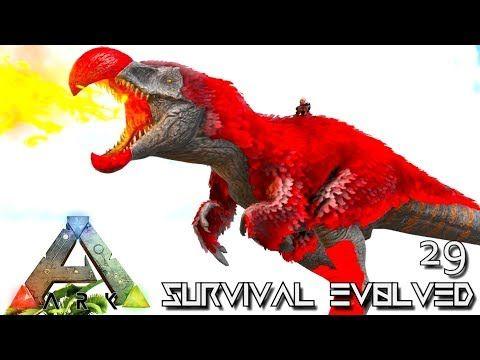 Ark survival evolved dodorex command