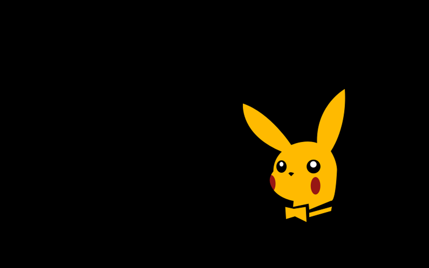 Wallpapers of playboy logo