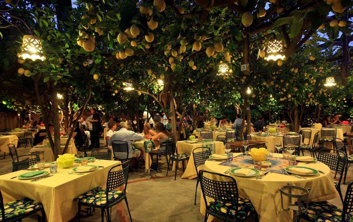 I 6 migliori ristoranti di Capri dal sapore