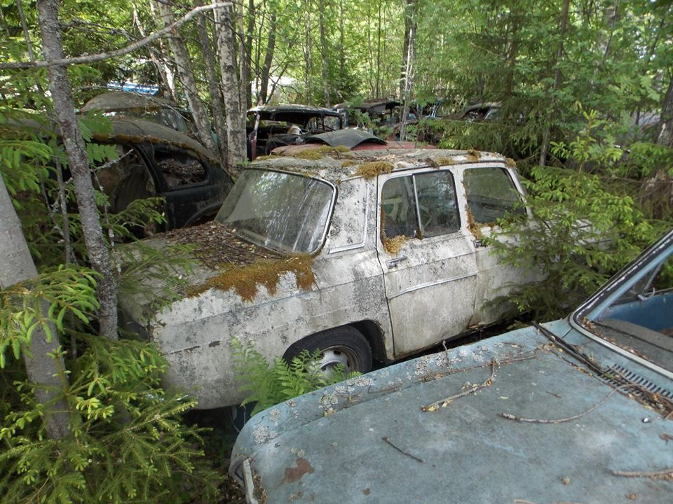 Abandoned Cars, Cars, Rusty Cars