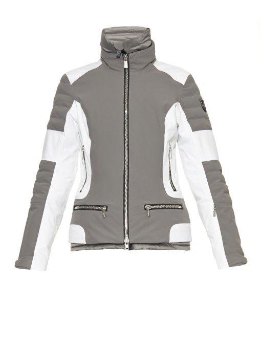 Toni Sailer Phoebe technical ski jacket | Jackets, Jackets